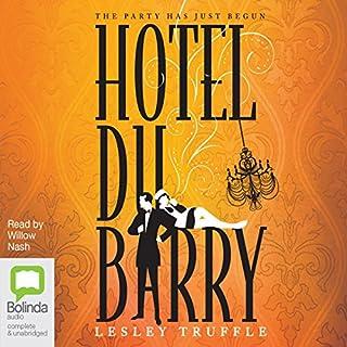 Hotel du Barry cover art