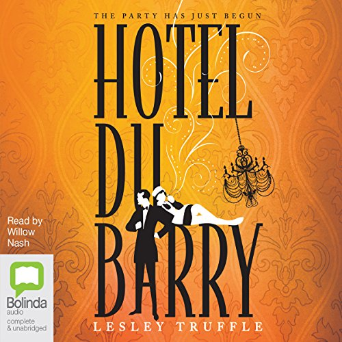 Hotel du Barry audiobook cover art