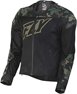 FLY STREET FLUX AIR JACKET CAMO LG #6179 477-4078~4