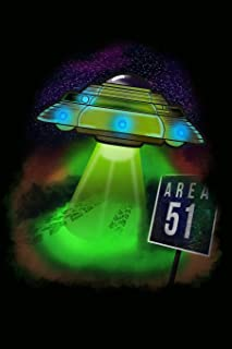 Area 51: Site Log 092019 Blank Lined Journal For Travel Records Tracking - 150 Pages