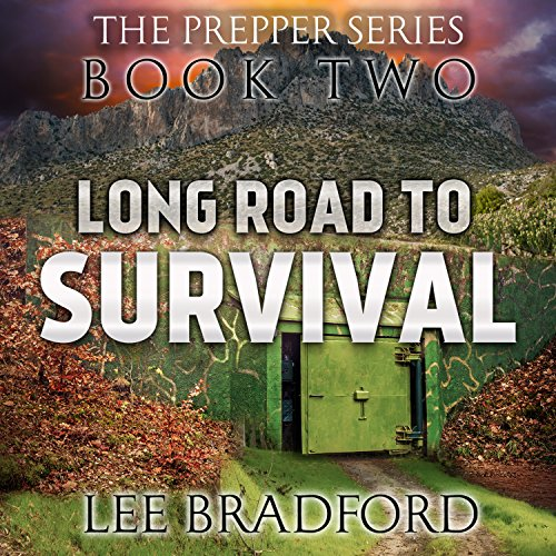 Long Road to Survival audiobook cover art