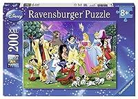 6989 ディズニー ジグソーパズル パズル 200ピース  Disney Favourites Puzzle [並行輸入品]