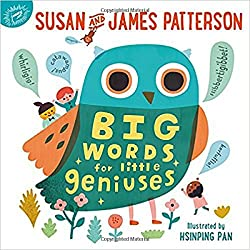 James Patterson's Children's Books-Big Words for Little Geniuses