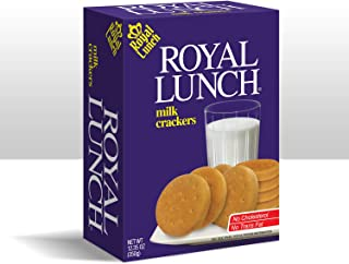 Sponsored Ad - Royal Lunch Milk Crackers 4-pack - 12.35oz each box