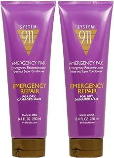 "Hayashi System 911 Emergency Pak 8.4oz""Pack of 2"""