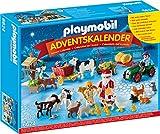 Playmobil 6624 - Adventskalender Weihnacht auf dem Bauernhof -