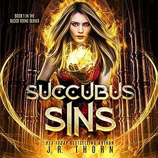 Succubus Sins cover art