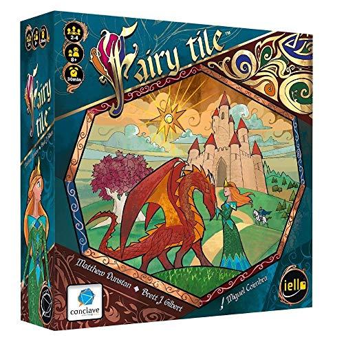 Fairy Tile - Conclave Editora Conclave Azul Petróleo
