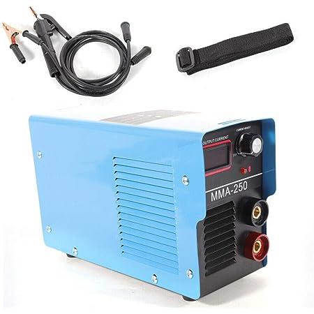 Inverter Schweißgerät Elektrodenschweißgerät Schweißmaschine MMA IGBT 2.5mm 200A