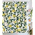 Tapejoy Fruit Shower Curtain, Summer Main Shower Curtain,…
