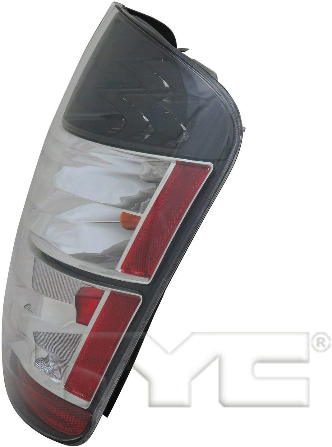 TYC 11-6153-00-1 Replacement Right Tail Lamp Compatible with Toyota Prius
