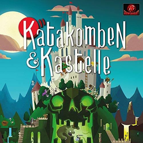 Schwerkraft-Verlag Katakomben & Kastelle: Grundspiel