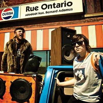 Rue Ontario