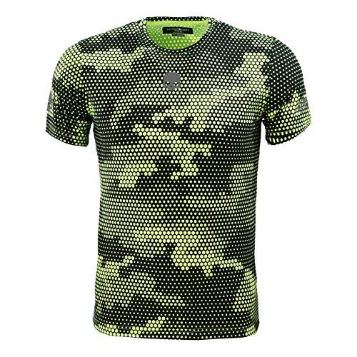 Hydrogen Tech Camo Tee M - Camiseta para hombre