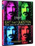 Eat that question - Frank zappa in his own words (EAT THAT QUESTION: FRANK ZAPPA EN SUS PROPIAS PALABRAS (VOS)- DVD -, Importé d'