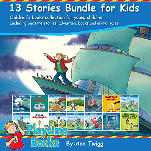 13 Stories Bundle for Kids cover art