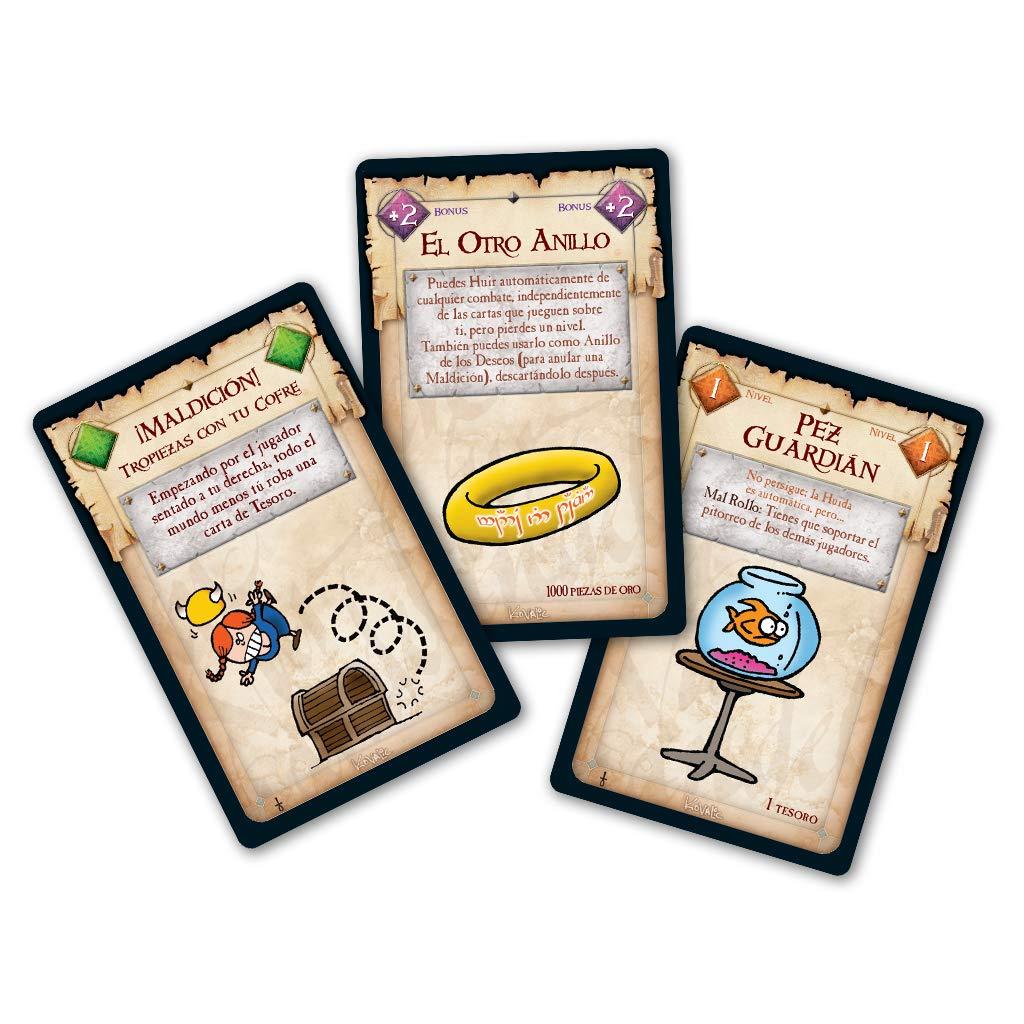Edge Entertainment - Munchkin 3: Pifias clericales, juego de mesa: Edge: Amazon.es: Juguetes y juegos