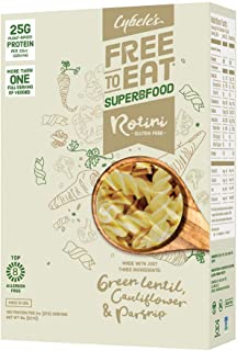 Cybele's Free-to-Eat Superfood Veggie Pasta, Superfood White, 8 Ounce Box