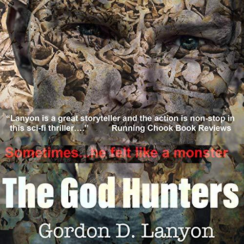 The God Hunters cover art