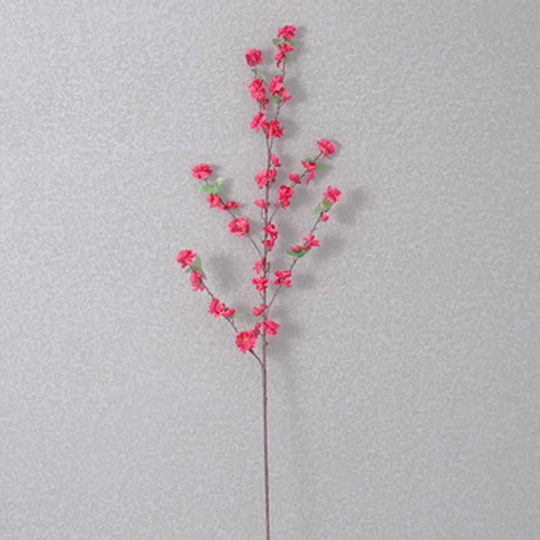 KKPP 10pcs Emulation Long-awaited Artificial Flowers Cherry mart Blosso