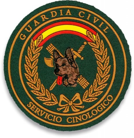 Martinez Albainox Patch Service cinologico