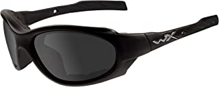 Wiley X XL-1 Advanced Smoke Gray Clear Light Rust Lens Matte Black Frame
