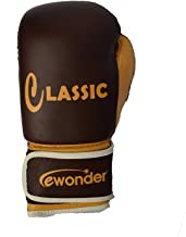 FIGHTER LEATHER BOXING GLOVES Ewonder 12oz Punch Bag//Mitts//Sparring Gloves 4 Layer Shock Absorbing Technology Training and Sparring Gloves
