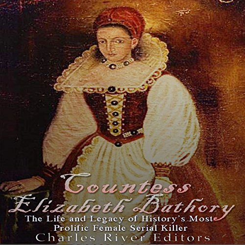 Countess Elizabeth Bathory audiobook cover art