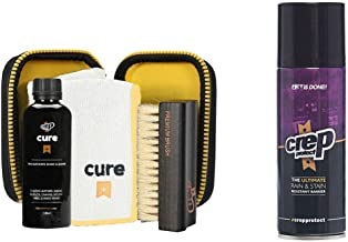 Crep Protect Cure Travel Kit and Stain Resistant Shoe Spray