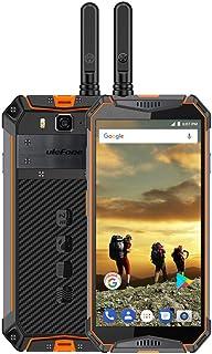Ulefone Armor 3T アウトドア スマートフォン IP68 / IP69K 防水性 防塵性 耐衝撃 4GB + 64GB 10300mAh バッテリー グローバル 周波数帯 デュアルナノsim 指紋認証 Android8.1 NFC...