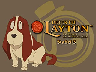 Detektei Layton - Katrielles rätselhafte Fälle
