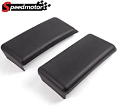 Front Bumper Pads Guards Fit For Ford F-150 F150 2009 2010 2011 2012 2013 2014 Insert Caps Pair RH & LH Both Right and Left Black
