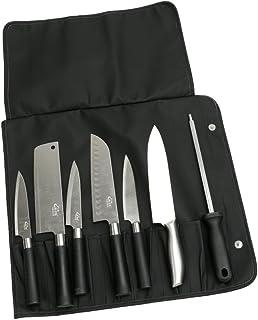 Sac de rangement polyvalent pour couteaux de chef, étui de rangement portable pour couteaux professionnels