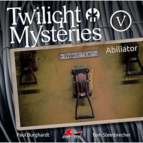 Abiliator audiobook cover art