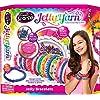 Cra Z Art Jelly Yarn Fruity Fun Bracelets Set