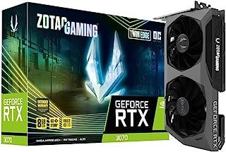 ZOTAC GAMING GeForce RTX 3070 Twin Edge OC LHR グラフィックスカード 8GB GDDR6