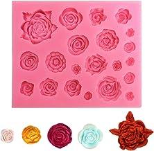 1550 1 Stück Silikonform  Mold Blumen Handwerk Abformen