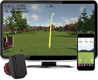 optishot golf simulator system