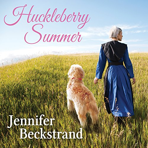 Huckleberry Summer audiobook cover art
