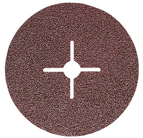 Sonnenflex Silverstar, Disco abrasivo in fibra vulcanica con rivestimento in ossido di alluminio, 146 x 22,23 mm, ASE 120