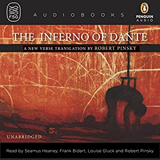 The Inferno of Dante cover art