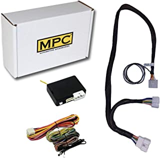 MPC Complete Remote Activated Remote Start Kit for 2010-2013 Toyota Highlander Hybrid - with T-Harness - Firmware Preloaded