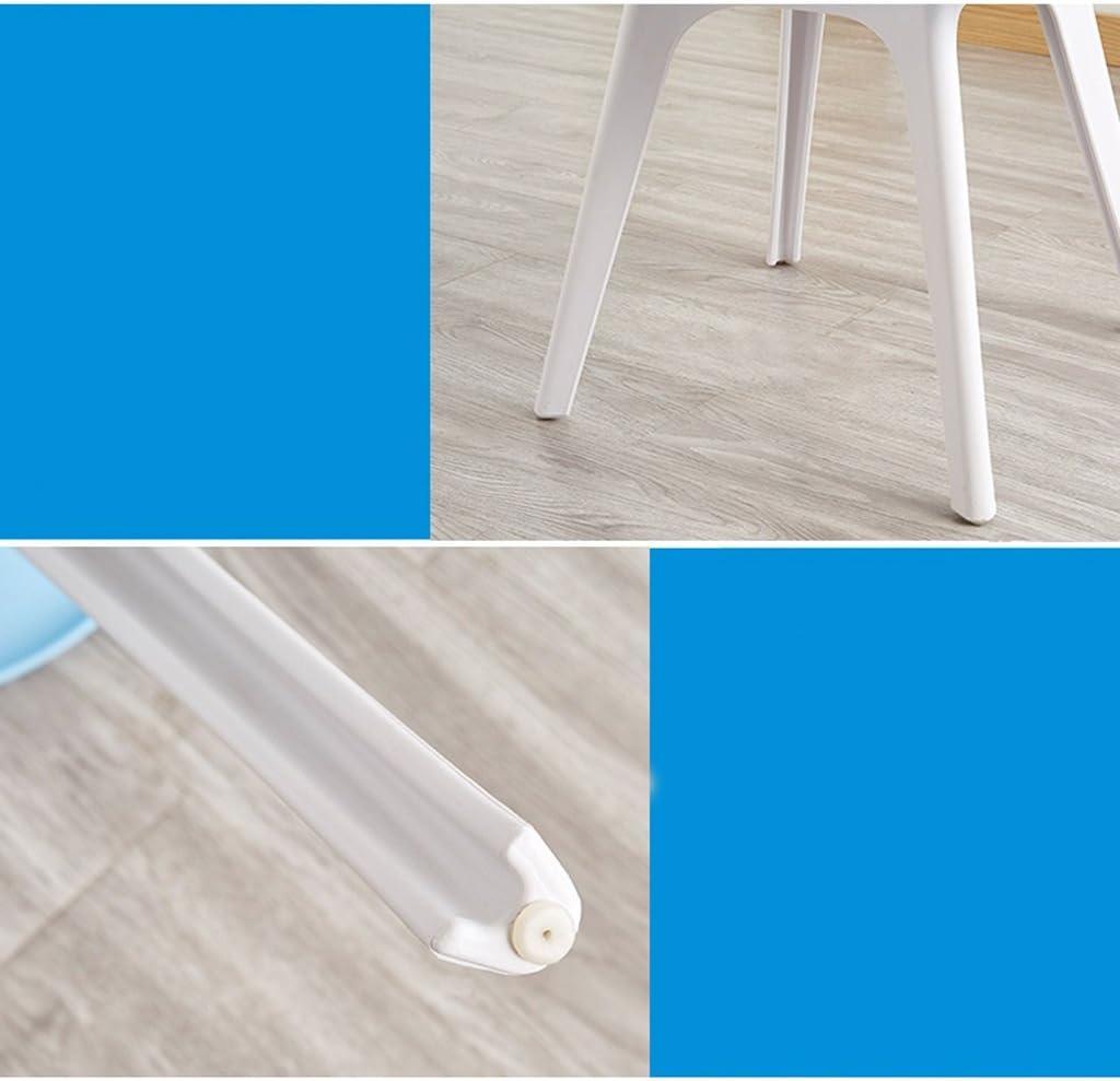 Président WGZ- Chaise en Plastique Minimaliste Moderne créative Simple (Color : A) A