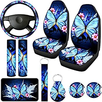 Best butterflies seat covers Reviews