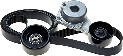 and Belt ACDelco ACK060854K1 Professional Automatic Belt Tensioner and Pulley Kit with Tensioner Pulley