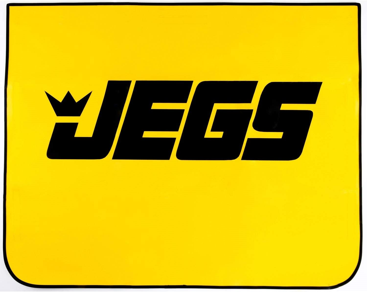 """JEGS Tire Cover 67% OFF of fixed price With Magnets 44"""" 35"""" Sale item x Yellow"""