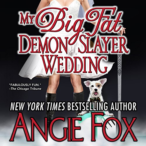 My Big Fat Demon Slayer Wedding audiobook cover art