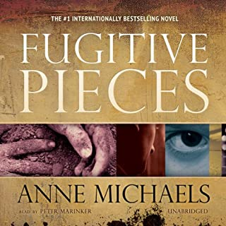 Fugitive Pieces audiobook cover art
