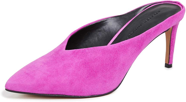 Rebecca Minkoff Women's Graciano Point Toe Mules