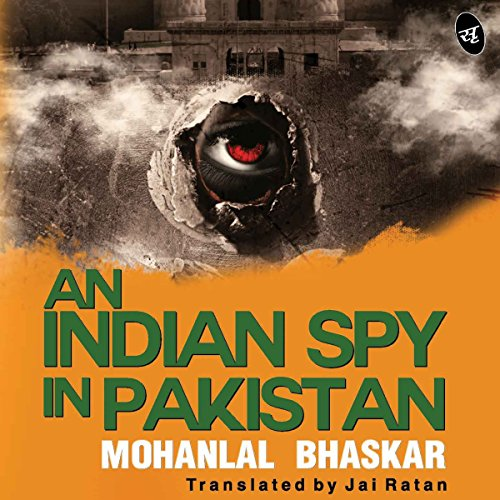 An Indian Spy in Pakistan cover art